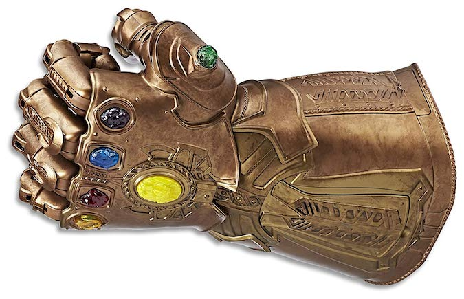 Marvel Legends Series Infinity Gauntlet at Geartry.com