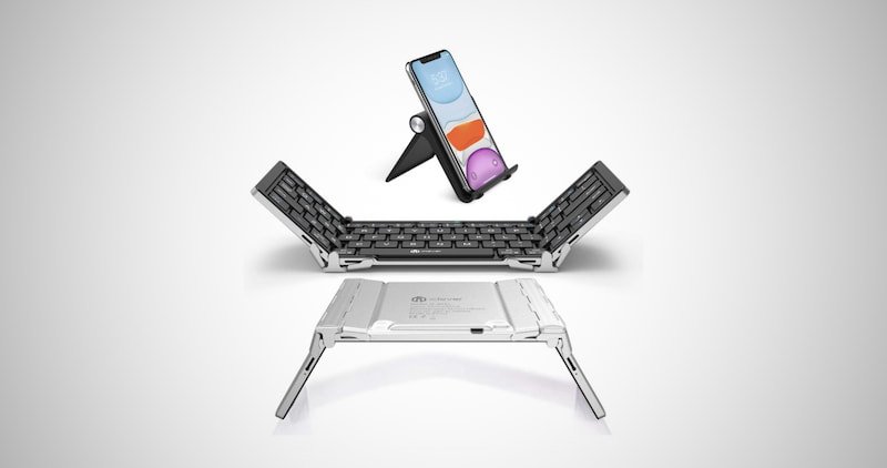 iClever Foldable Wireless Keyboard