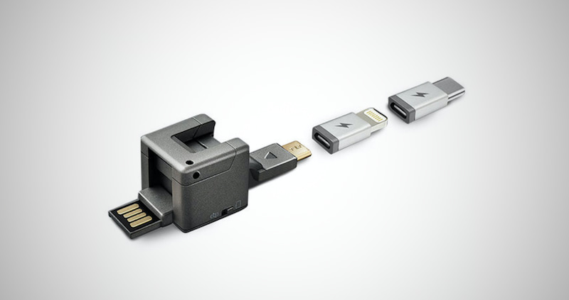 WonderCube 8-in-1 Mobile Essentials Cube