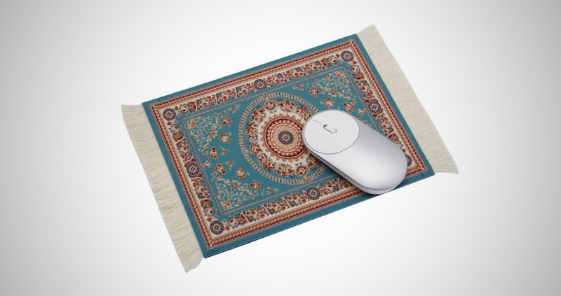 Persian Mouse Rug Pad