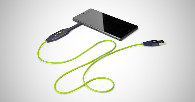 MEEM Charger & Automatic Backup Cable