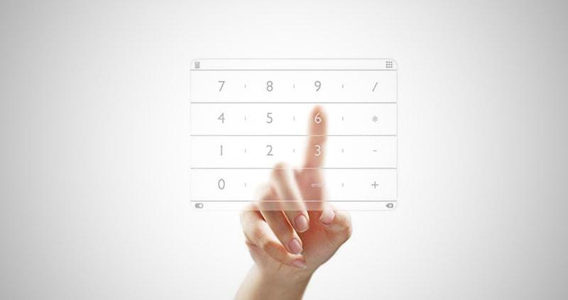 Nums Numeric Keypad
