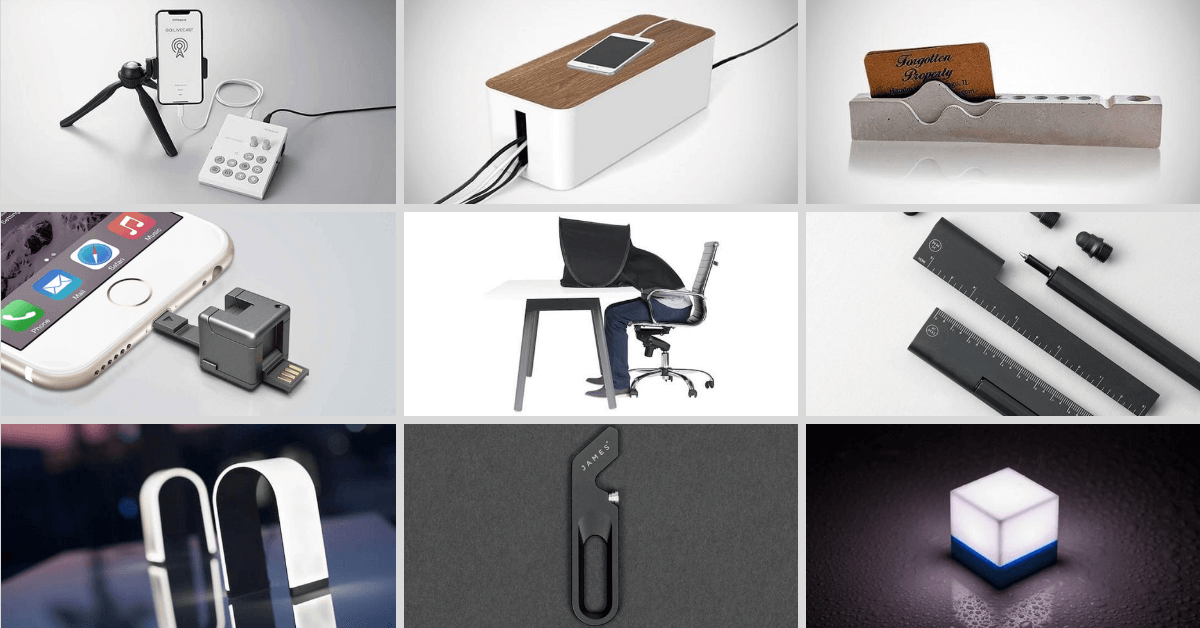 50+ Unique Desk Accessories That Will Surely Be The Talk of The Office