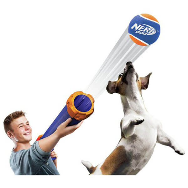 Tennis Ball Launcher Dog Toy by Nerf Dog