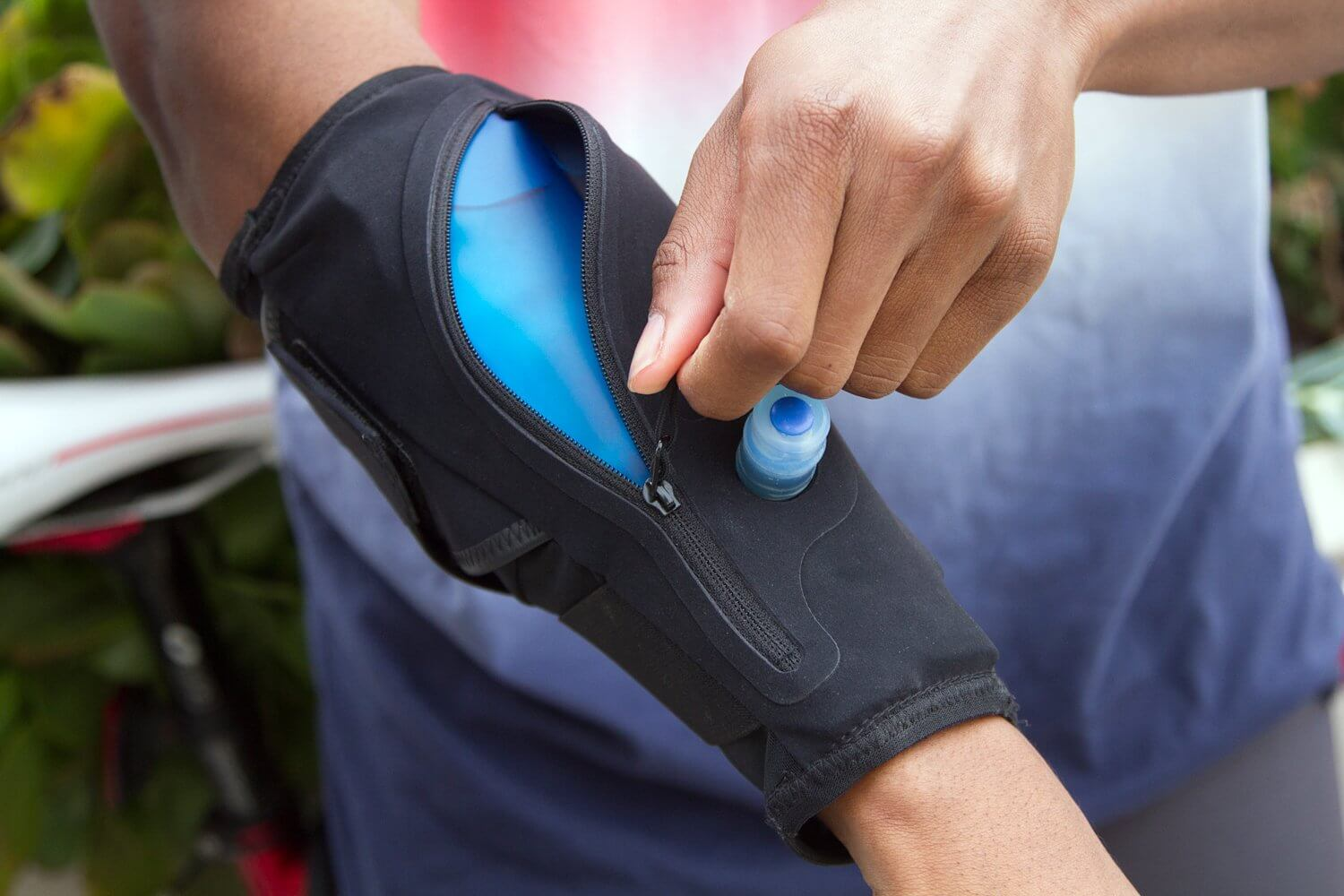 Wearable Hydration Sleeve