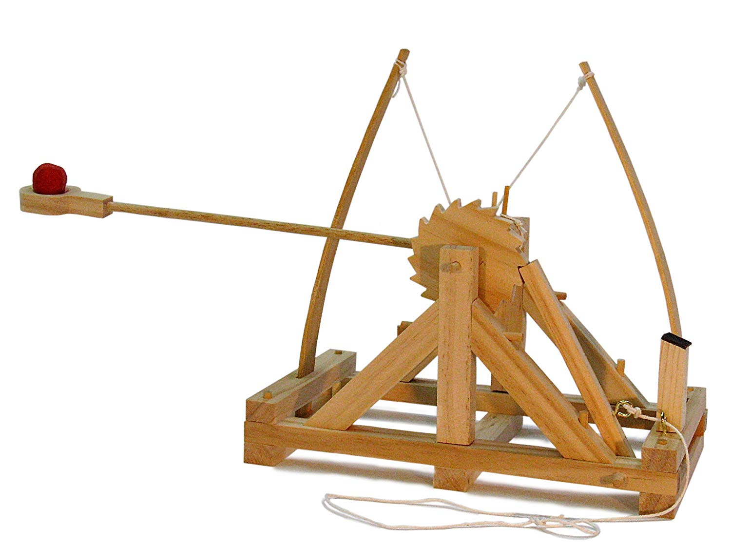Leonardo da Vinci Catapult Kit