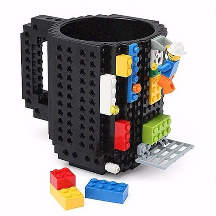 Brick Building Lego Mug