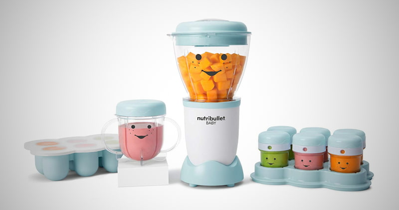Magic Bullet Baby Care System
