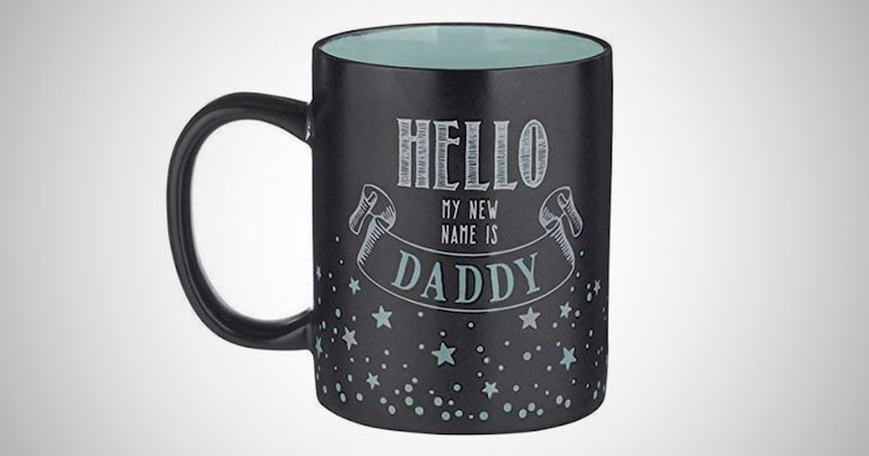 My New Name Is Daddy Mug