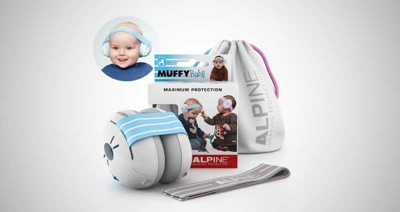 Alpine Muffy Baby Ear Protection