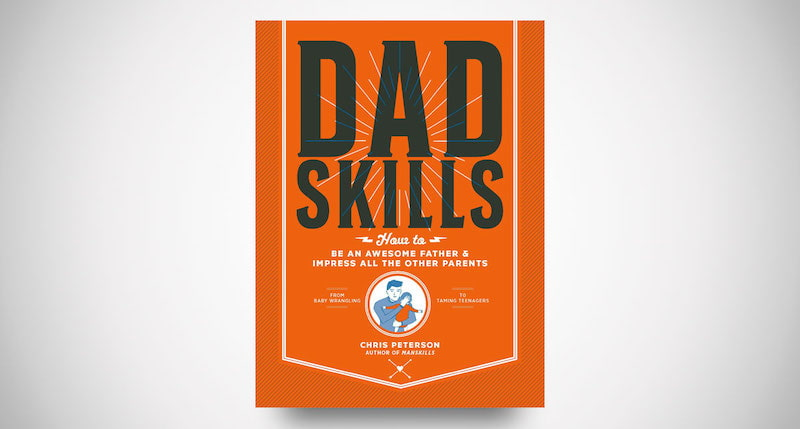 Dad Skills Book