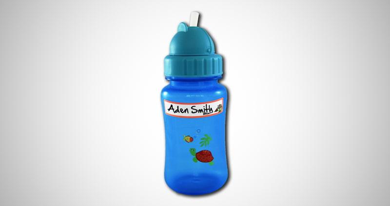 Baby Bottle Waterproof Labels