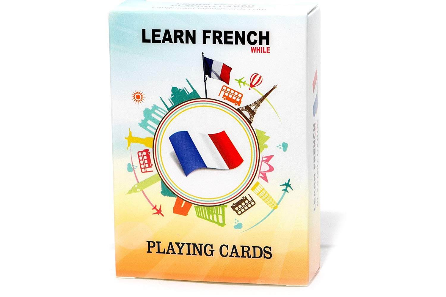 French Language Flash Cards Learn French While Playing