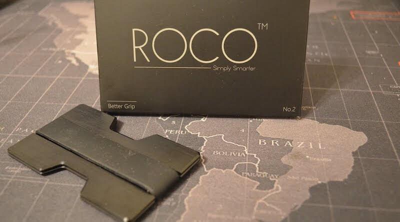 Roco Minimalist Slim Wallet