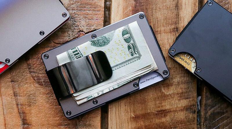 Ridge Front Pocket Wallet