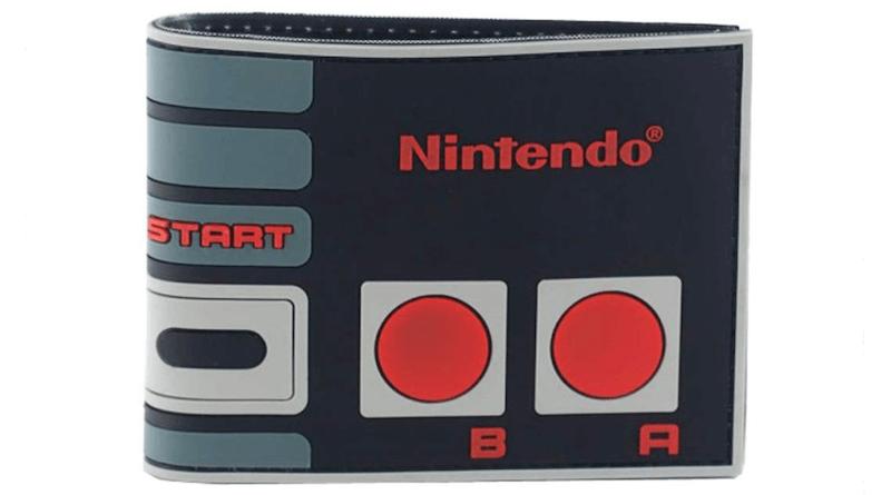 Nintendo Bi-Fold Wallet