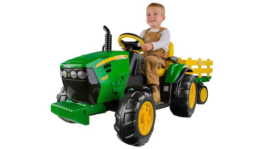 Peg Perego Ground Force Tractor