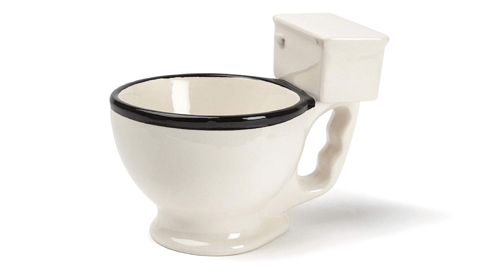 The Original Toilet Coffee Mug