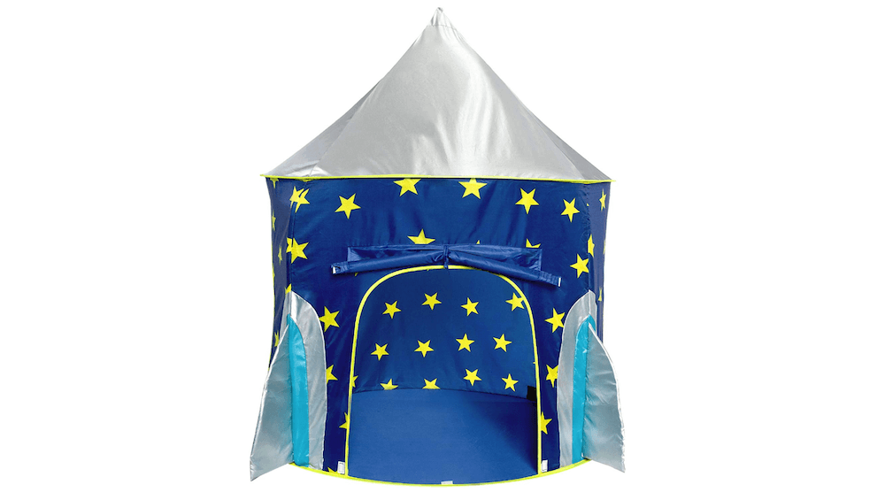 Space-Themed Kids Tent
