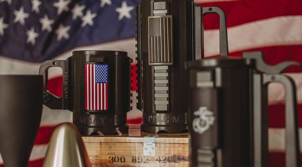 Tactical Military Multifunction Battle Mug