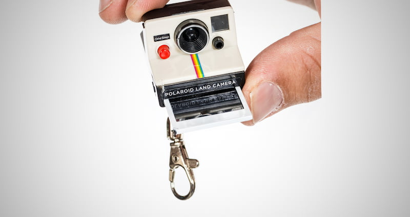 The World's Coolest Polaroid Camera