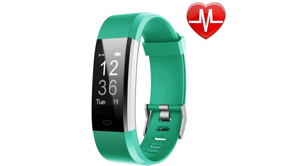 Letscom Smart Fitness Watch Tracker