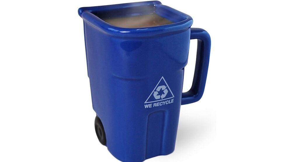The Recycling Bin Coffee Mug