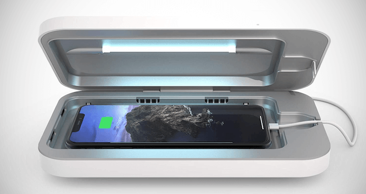 PhoneSoap 3 UV Sanitizer for Smartphone