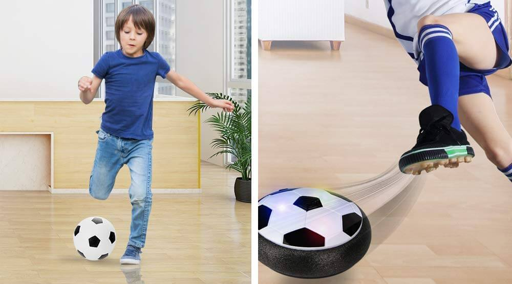 Betheaces Hover Soccer Ball Set