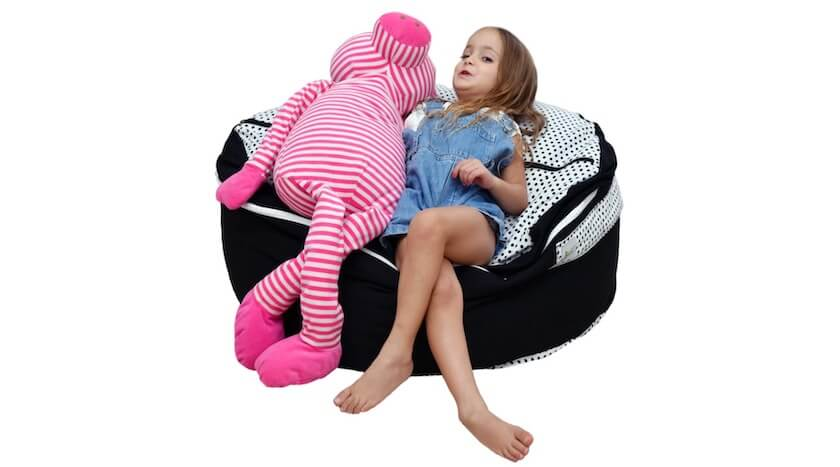 Smart Wallaby Large Bean bag chair