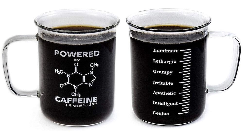 Laboratory Beaker Coffee Mug