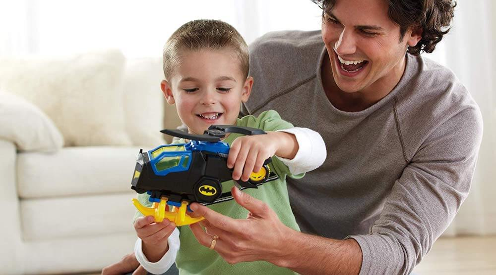 Fisher-Price Imaginext DC Batcopter
