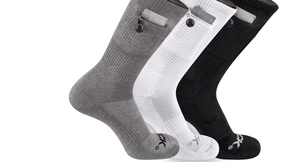 Pocket Socks Zip It Gear