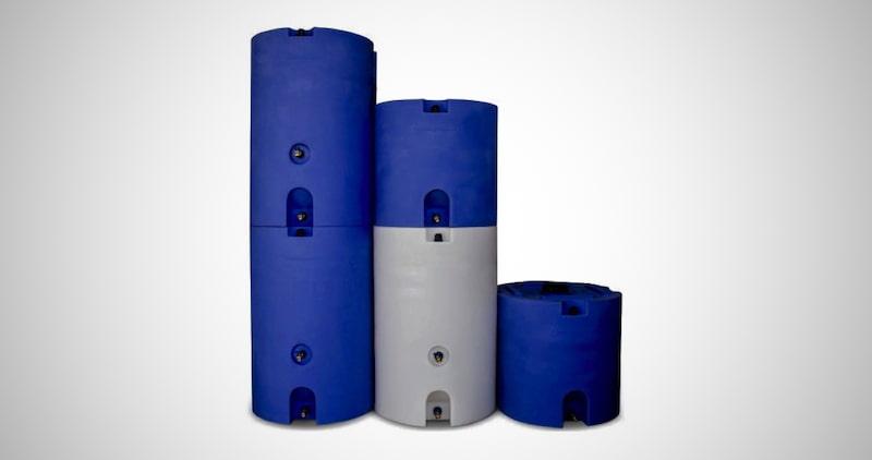 WaterPrepared Emergency Water Storage Tanks