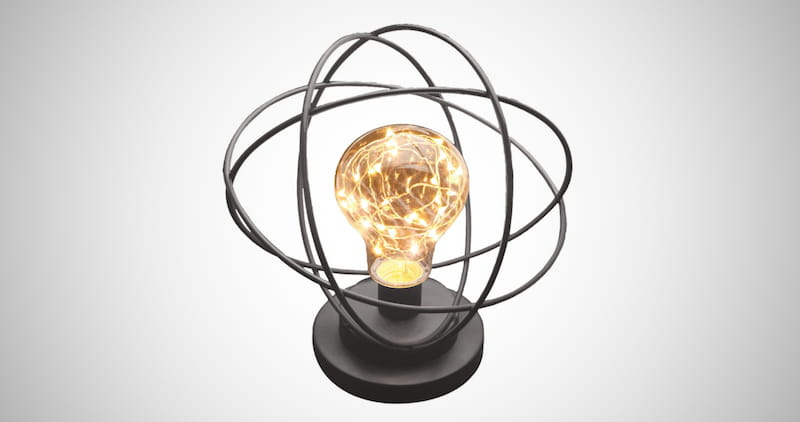 Atomic Table Desk Lamp