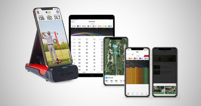Mobile Golf Launch Monitor