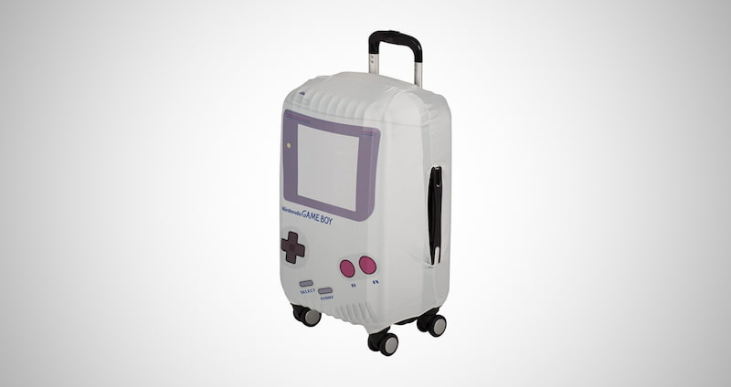 Gameboy Luggage Cover