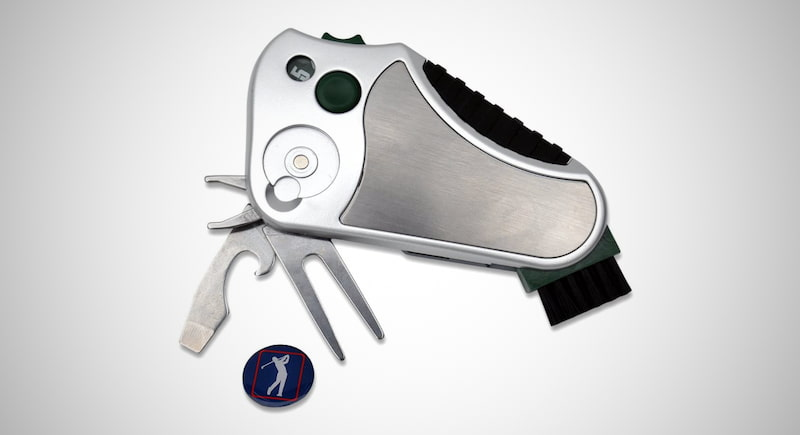 Golfer's Multitool