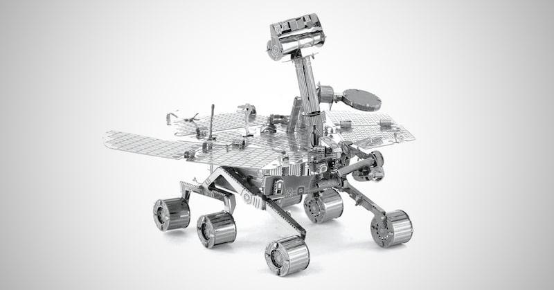 Mars Rover 3D Metal Model Kit