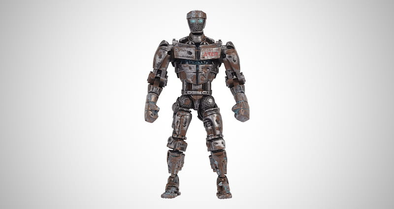 Real Steel Figure Atom robot