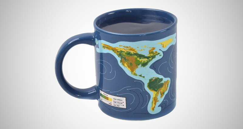 Climate Changing Coffee Mug