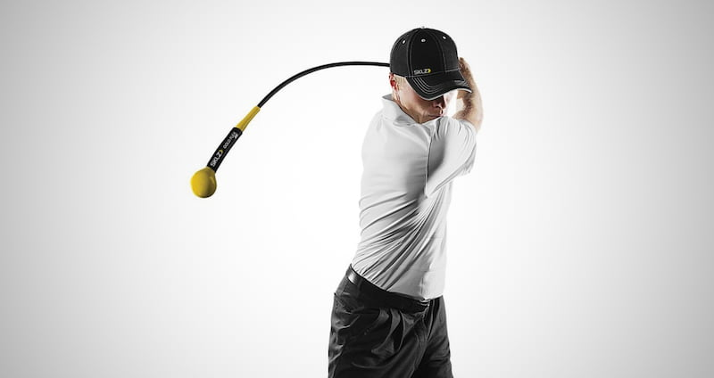 Golf Swing Trainer Warm-Up Stick