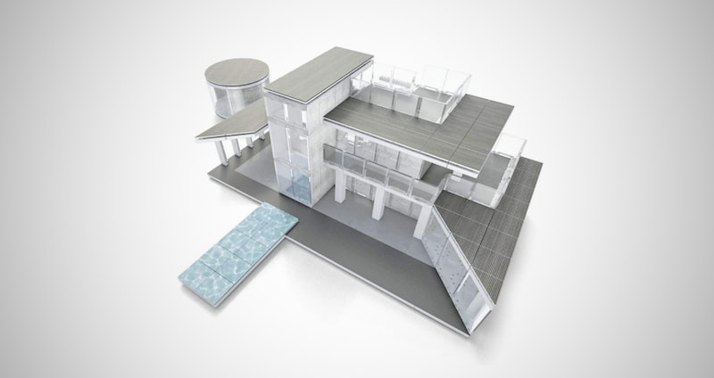 Arckit Architectural Model Building Kits