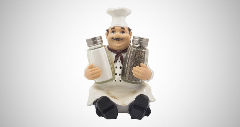 Salt and Pepper Shaker SetSalt and Pepper Shaker SetSalt and Pepper Shaker Set