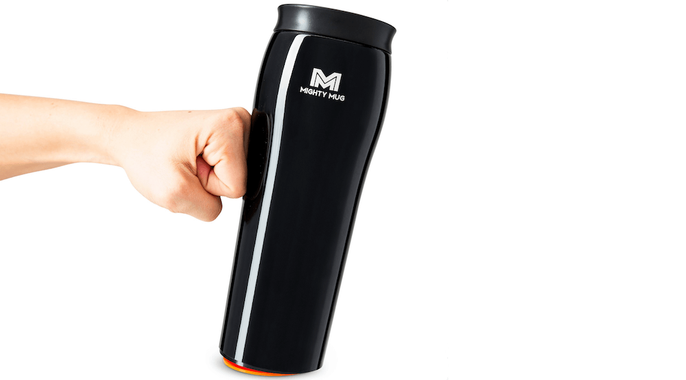 Mighty Mug: The Mug That Won't Fall