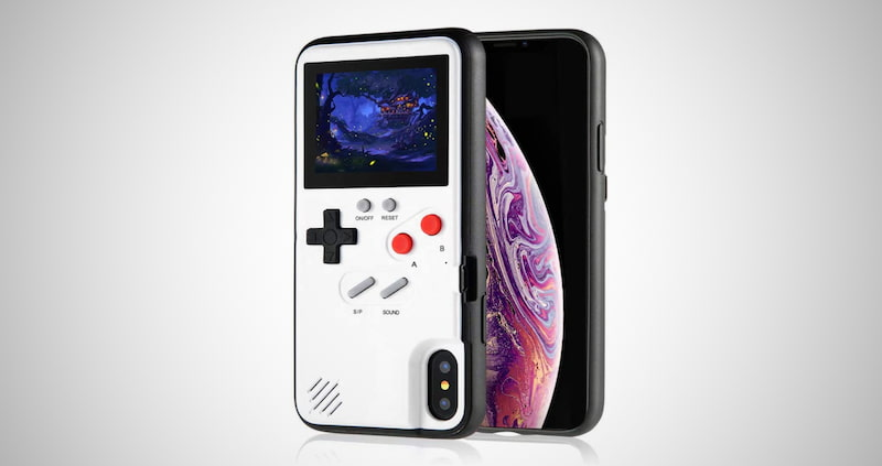 Retro Game Console Phone Case