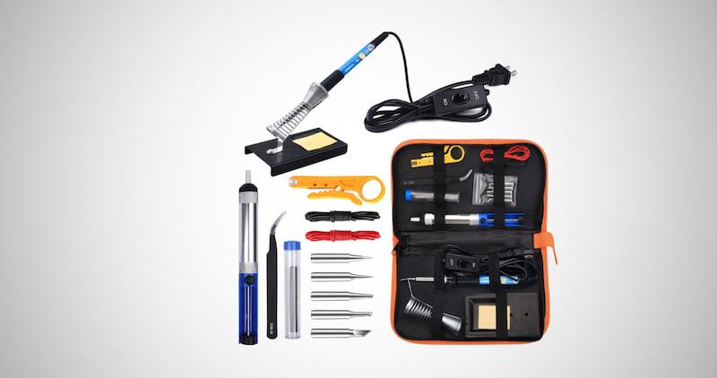 QuadHands Soldering Tool & Vise