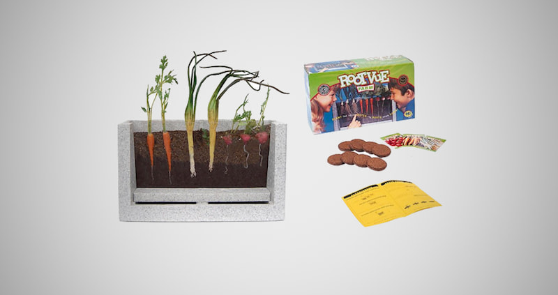 Root-Vue Self-Watering Farm