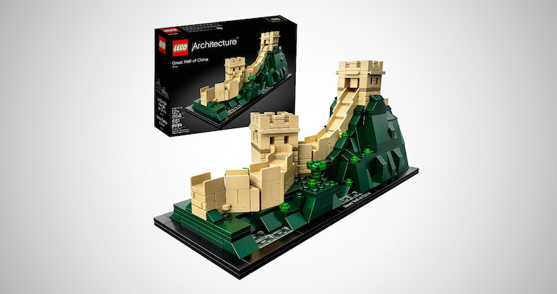 LEGO Architecture Great Wall
