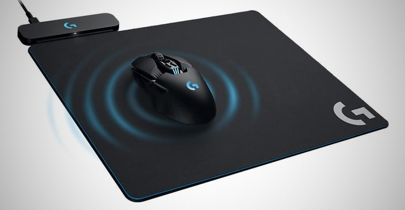 Gaming Mouse & Wireless Charging System